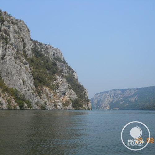 Cazanele Dunării, Banat