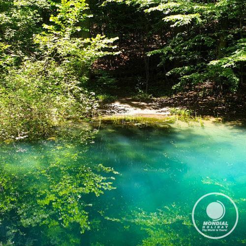 Lacul Ochiul Beiului, Banat