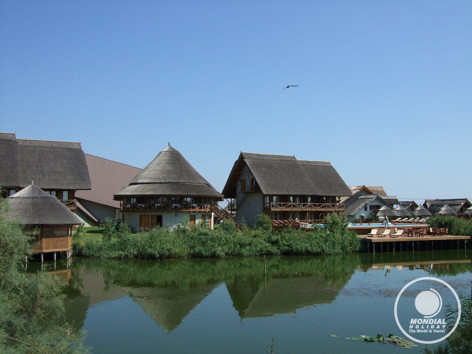The beauties of the Danube Delta