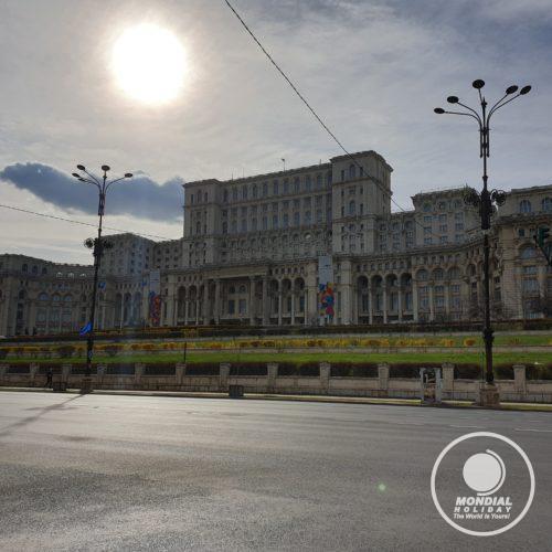 Palatul Parlamentului, Bucuresti